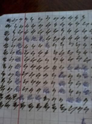 Файл: Схемы английских букв